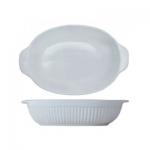 Овальное блюдо для запекания Bianco (29,5 см)