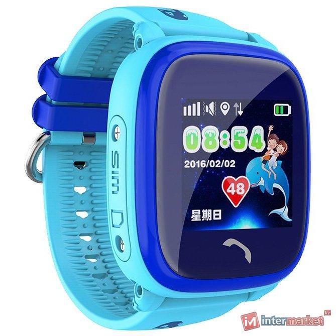 Часы Wonlex DF 25, blue