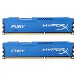Комплект модулей памяти Kingston HyperX Fury, HX318C10FK2/16, DDR3, 16 GB