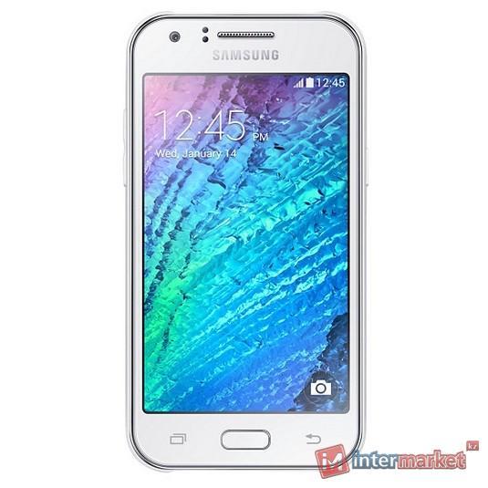 Смартфон Samsung Galaxy J1 Mini, White