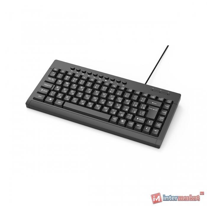 Клавиатура проводная Ritmix RKB-104