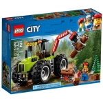 LEGO: Лесной трактор CITY 60181