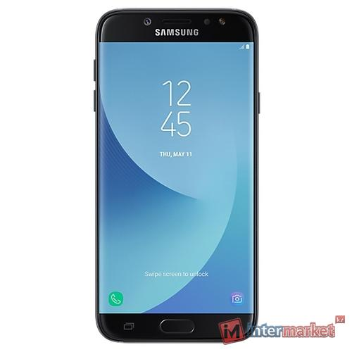 Смартфон Samsung Galaxy J7 (2017) Black