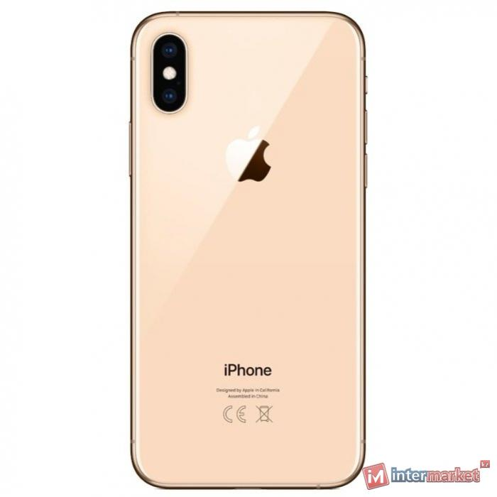 Смартфон Apple iPhone XS 64GB, Gold