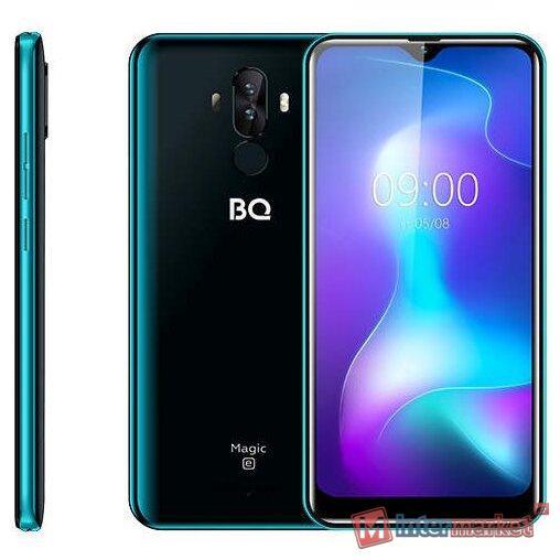Смартфон BQ-6042L Magic E Deep Blue
