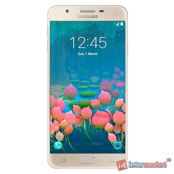 Смартфон Samsung Galaxy J5 Prime SM-G570F Duos, Gold