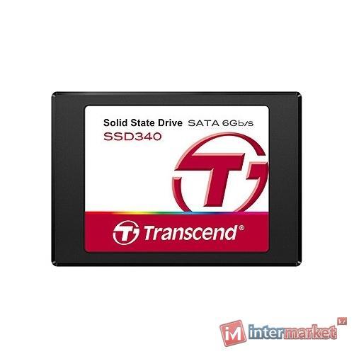 Твердотельный накопитель Transcend TS128GSSD340K