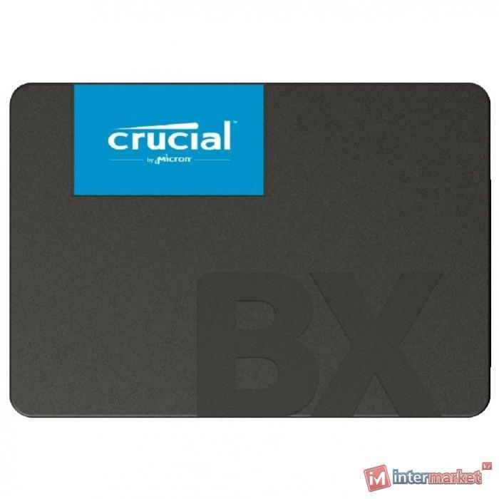 Твердотельный накопитель SSD Crucial 240Gb CT240BX500SSD1