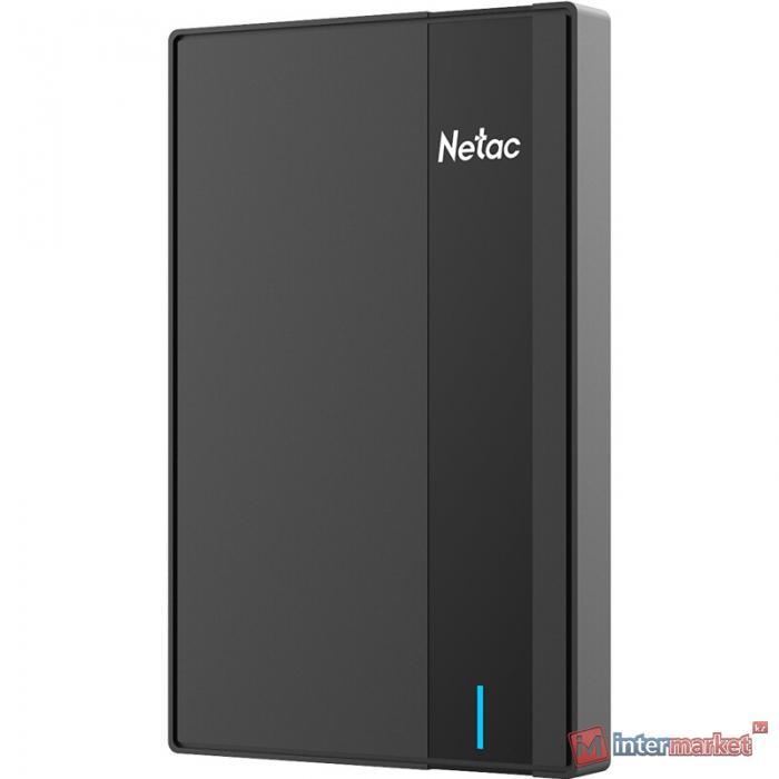 Внешний жесткий диск Netac K331-1T черный